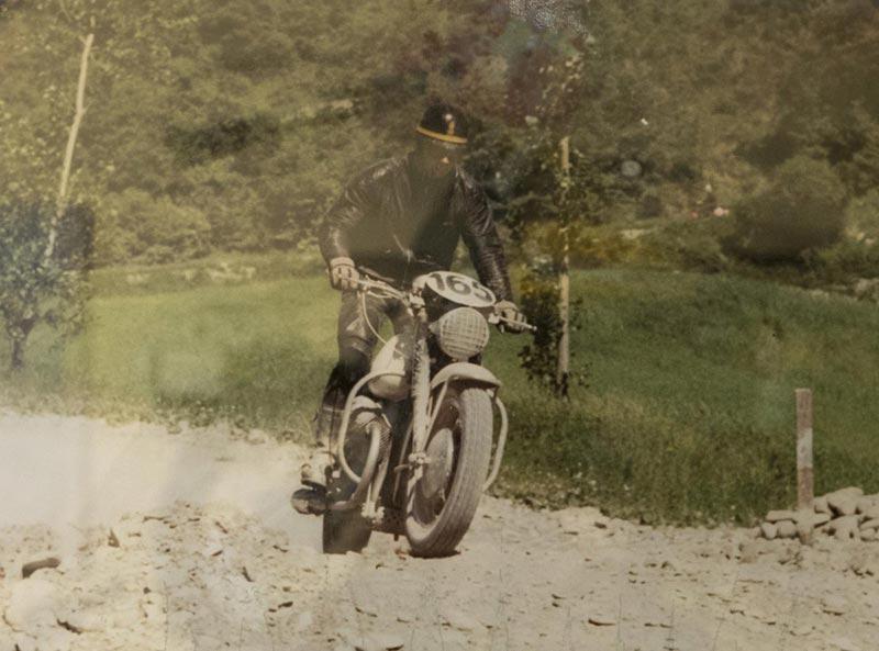 Joyside Alessandro Gritti Moto Guzzi V7