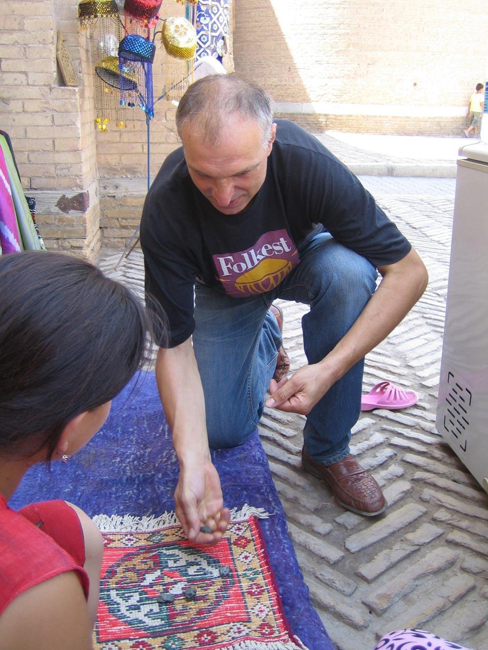 Joyside Khiva Sergio Jeio Freschi racconto di viaggio