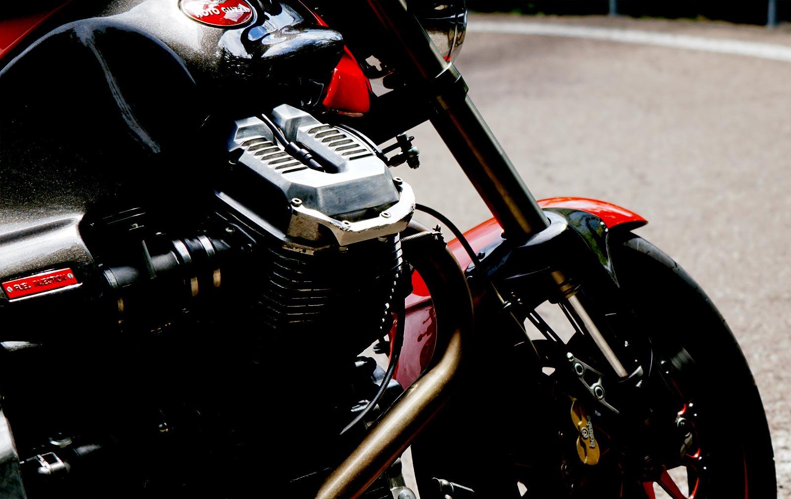 Joyside Moto Guzzi Centauro