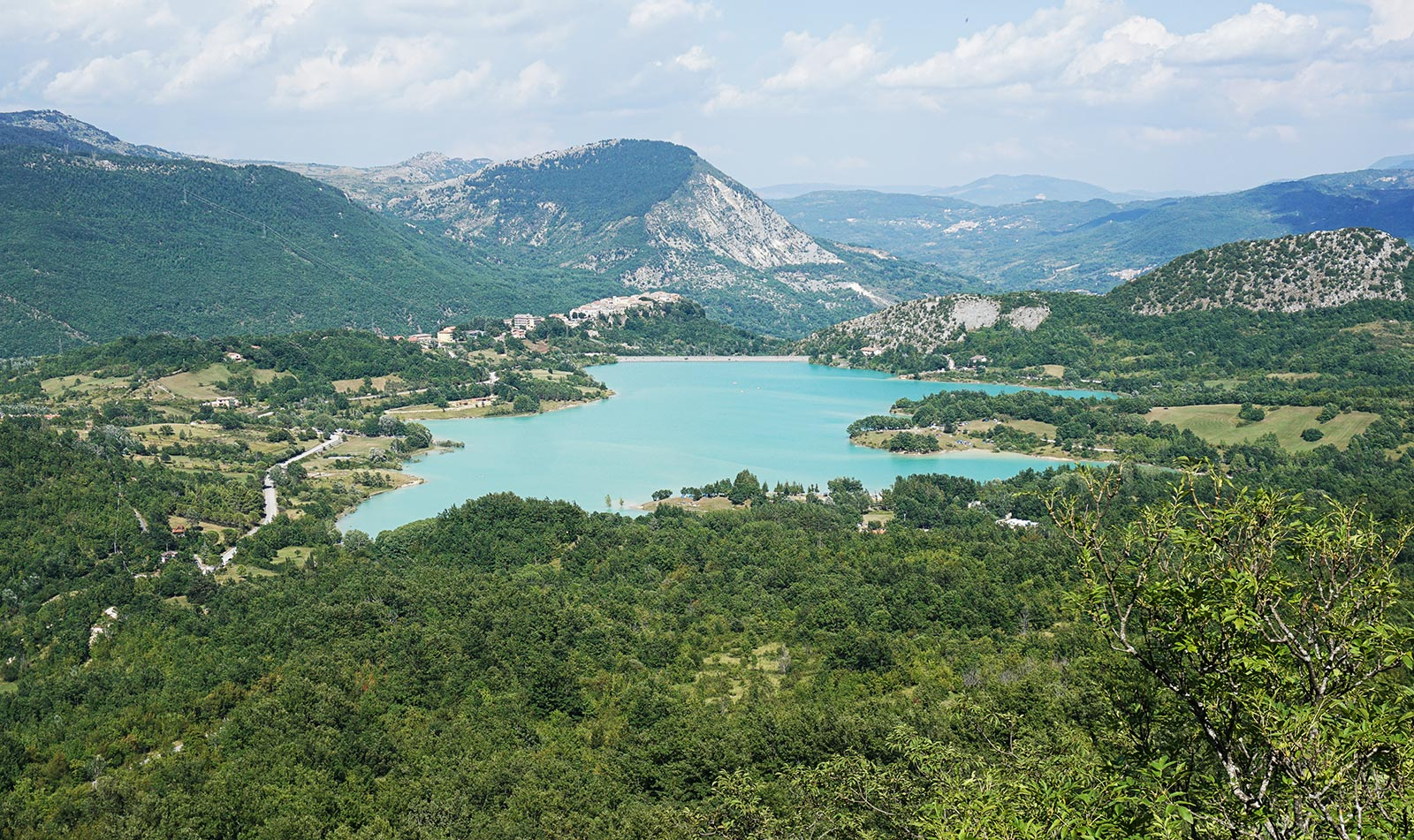Joyside Molise lago Castel San Vincenzo