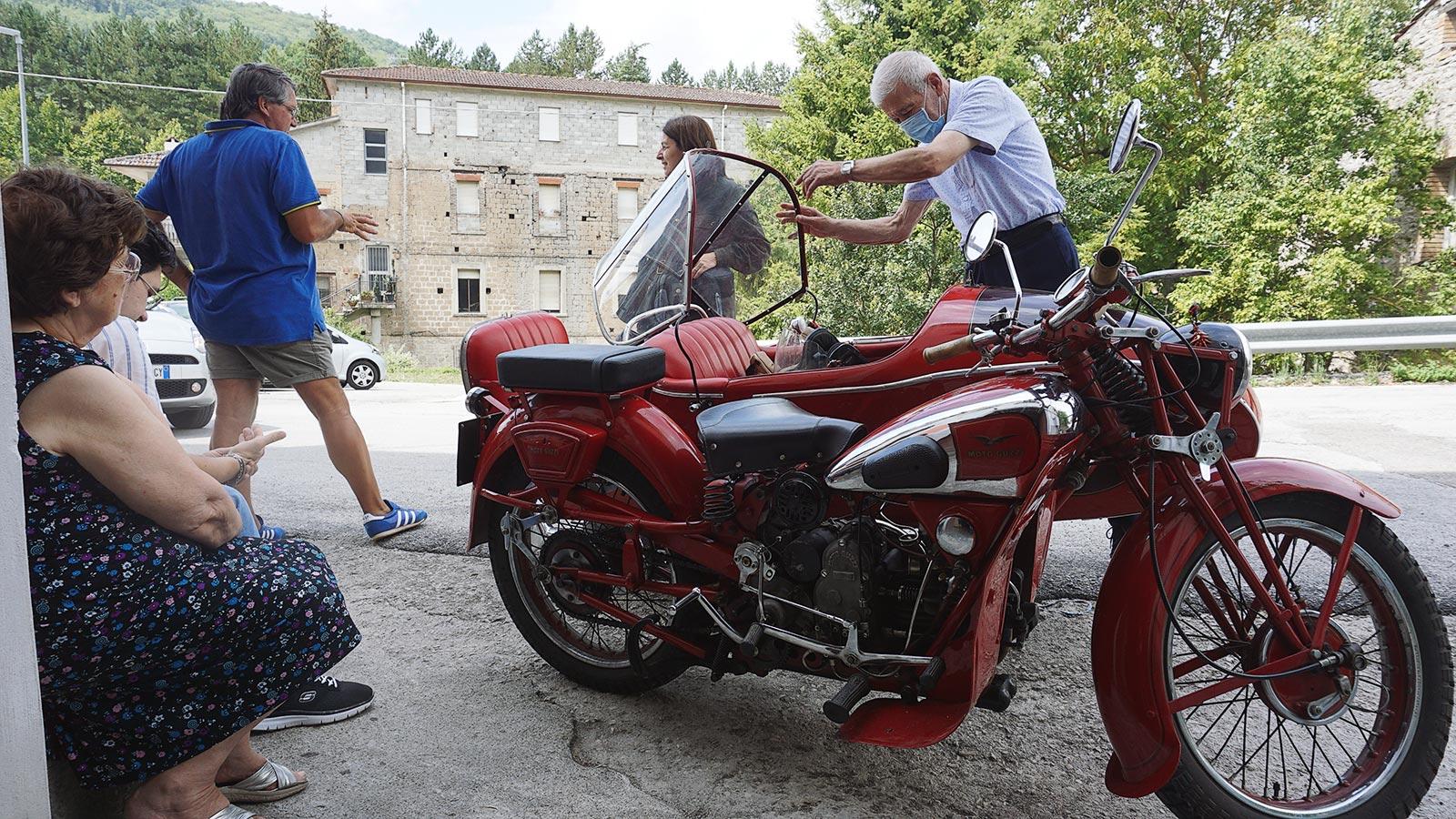 Joyside Molise Moto Guzzi Sport 14