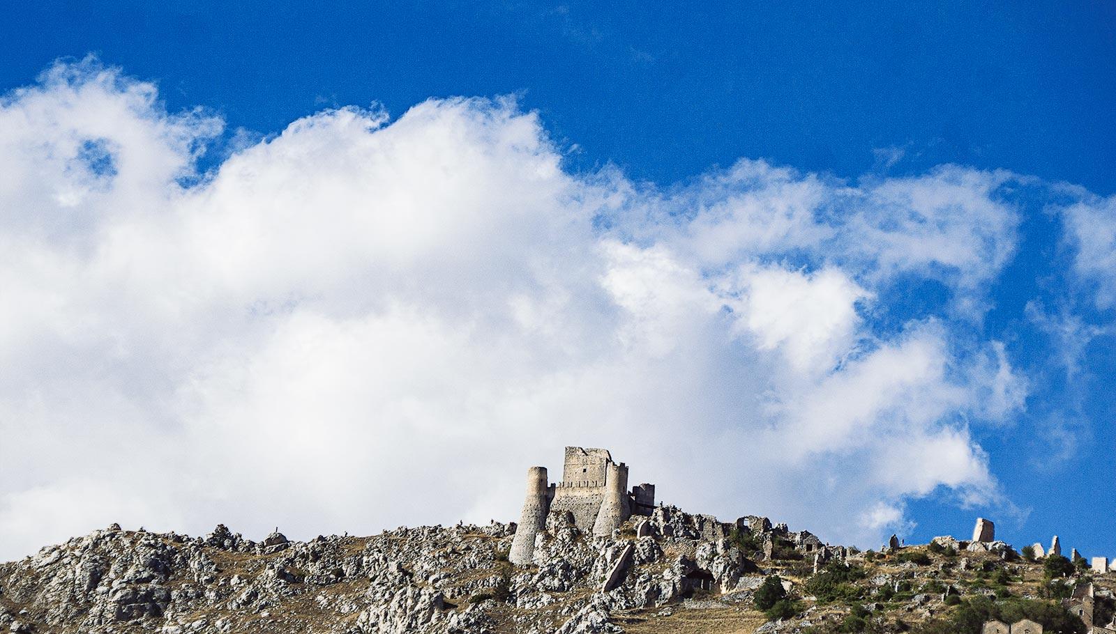 Joyside Abruzzo on the road