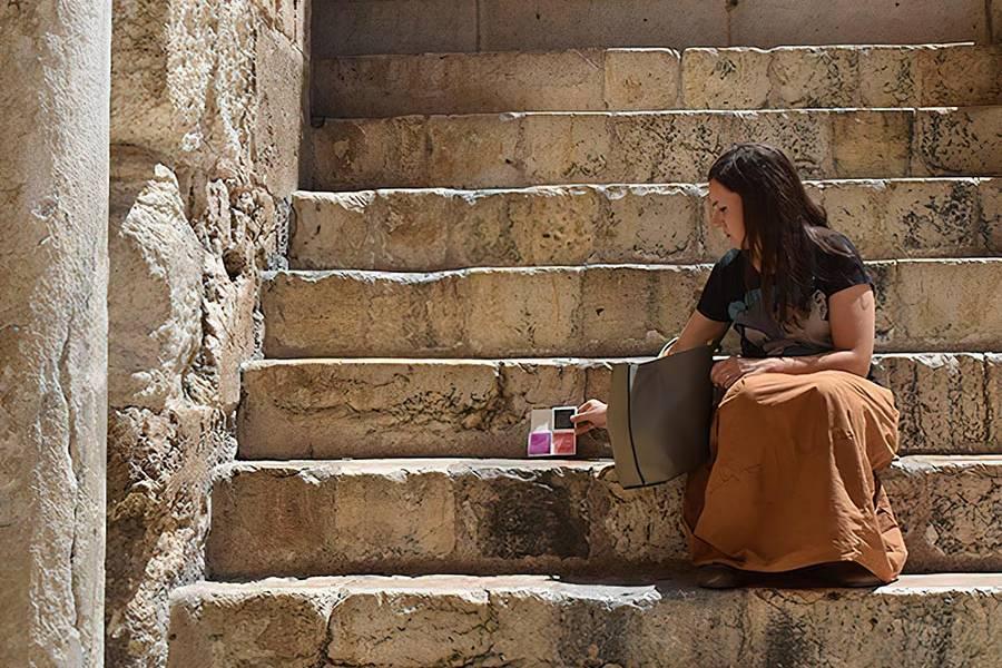 Joyside Stefania Bressani Gerusalemme arte abbandono