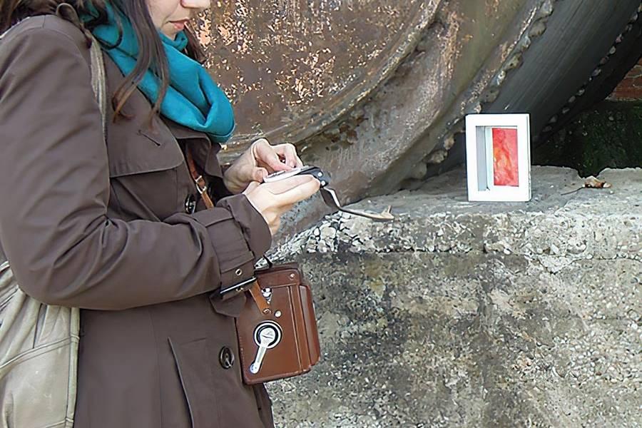 Joyside Stefania Bressani arte abbandono