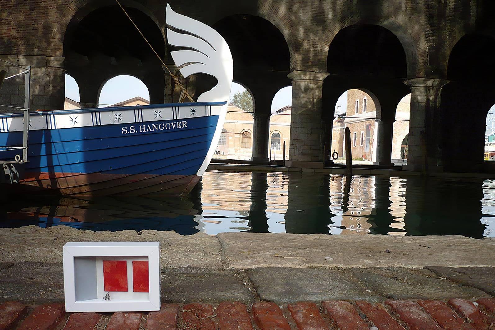 Joyside Stefania Bressani Venezia arte abbandono