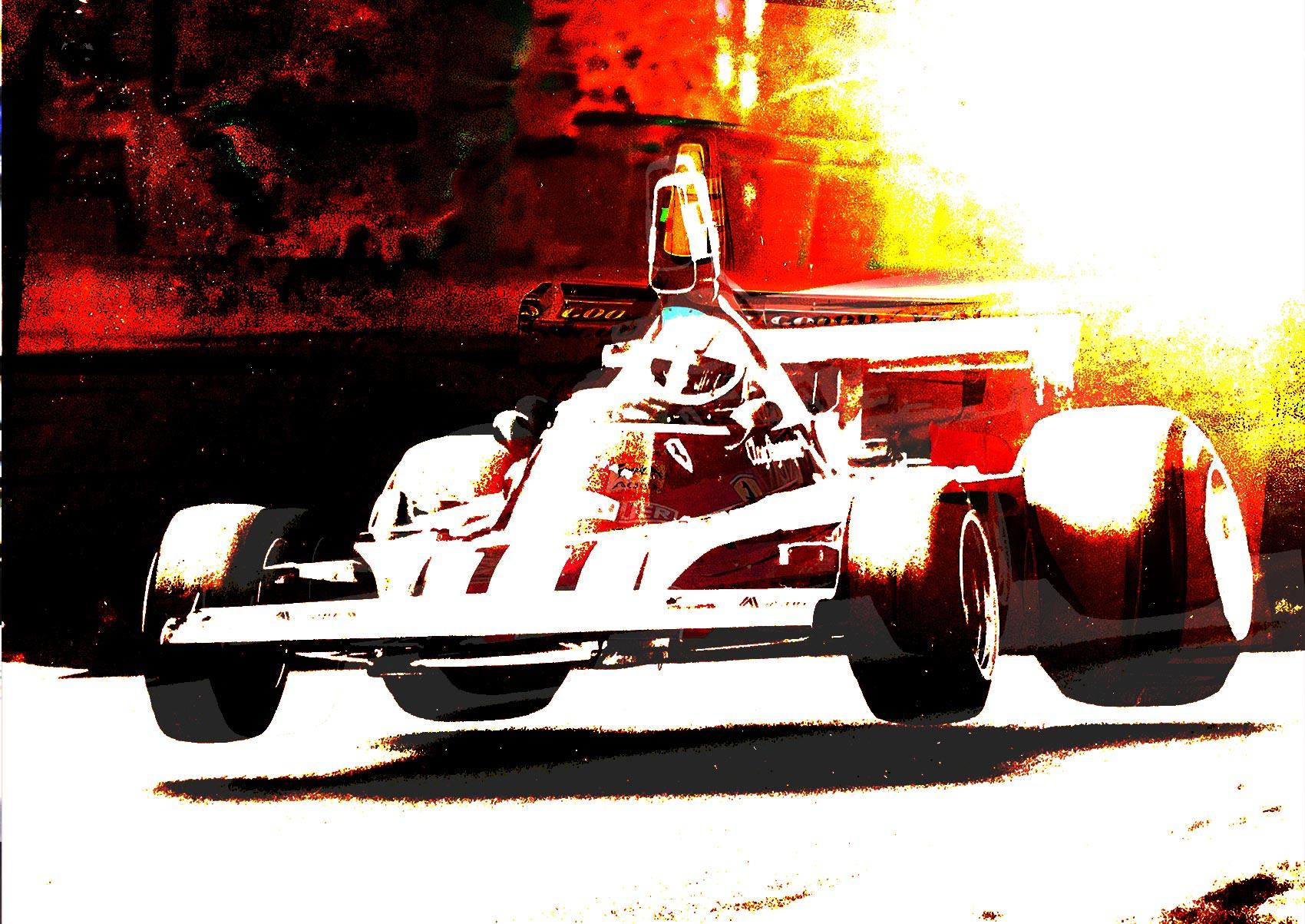 Joyside Clay Regazzoni Nürburgring